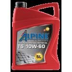Alpine TS 10W-60, 5L,...