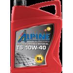 Alpine TS 10W-40, 5L,...