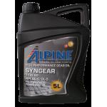 Alpine Syngear 75W-90, 5L,...