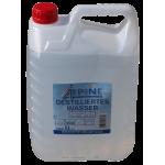 voda destilovaná 5L, Alpine