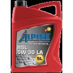 Alpine RSL 5W-30 LA, 5L,...